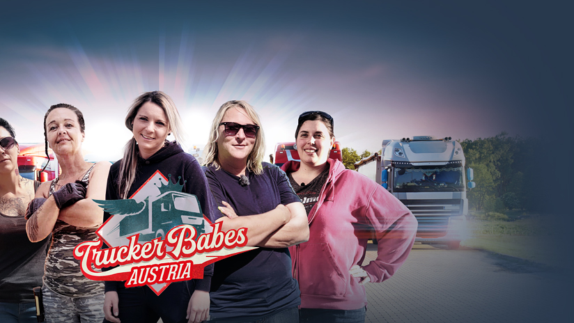 ATV Trucker Babes Copyright ATV - 4Creative Solutions